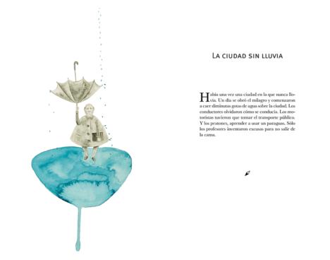 En las nubes | Sin lluvia | Daniel Martínez | Beatriz López | Maclein y Parker | Editorial de libros independiente | Venta de libros online